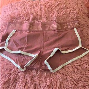 NIB Victoria Secret Pink Lowrise Boyshort